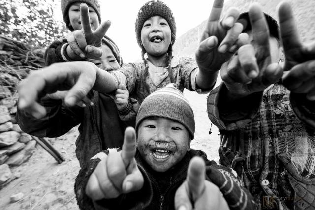 Nepali kiddos