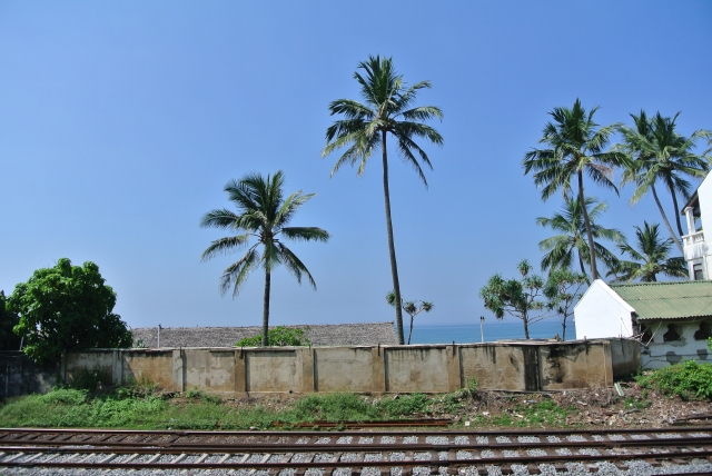 Mount Lavinia train station